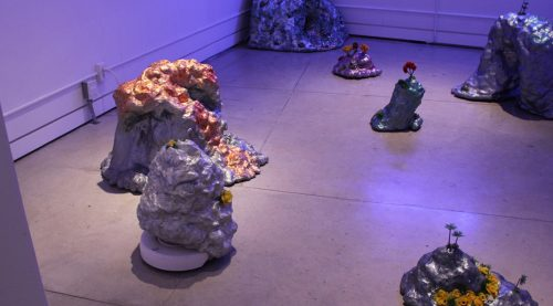 Glitter Island World at The Union Gallery