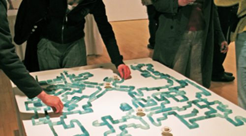 Make your own hedge maze at South Hill Park